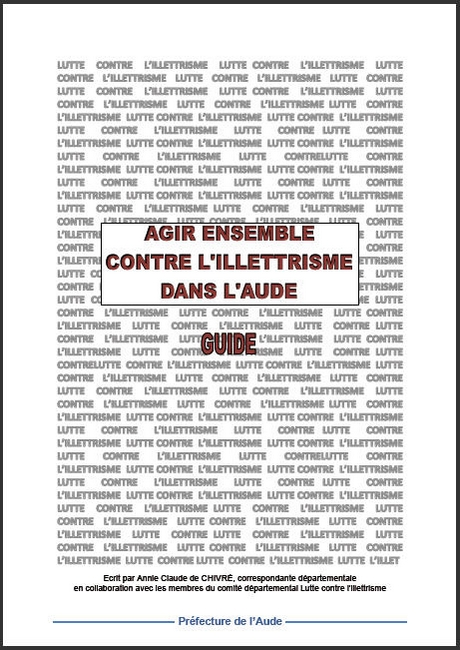 "Guide ""Agir ensemble contre l'illetrisme"""